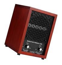 Breathe Fresh Air HEPA Filter Ionic Ionizer Air Purifier