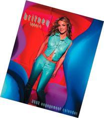 Britney Spears 2002 Engagement Calendar
