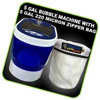 Bubble Bag Machine 6 Gallon Small Mini Compact Washer