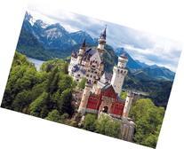 Buffalo Games 2000 piece:  Bavarian Castle - 2000 Piece