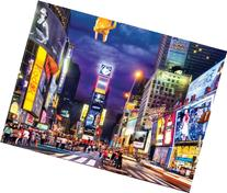 Buffalo Games 4000pc, Times Square - 4000pc Jigsaw Puzzle