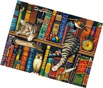 Buffalo Games Charles Wysocki Cats: Frederick The Literate
