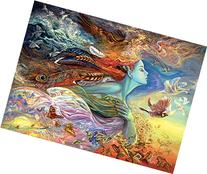 Spirit of Flight  by Josephine Wall - 1000 Piece Jigsaw