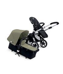 Bugaboo Buffalo Complete Stroller - Dark Khaki - Aluminum