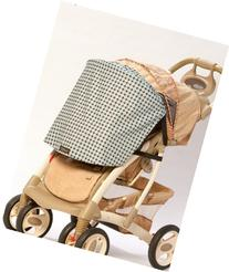 Buggy Shady Stroller Shade, Car seat Cover, Car Seat Shade,