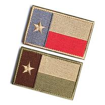 Bundle 2 pieces - Tactical American US Texas Lonely Star