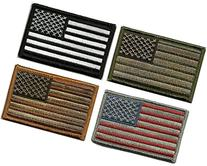 Prohouse Bundle  - Tactical USA Flag Patches - Multi-colored
