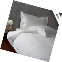 BedDecor 630 Thread Count Egyptian Cotton Duvet Cover, Queen