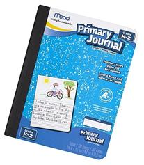 Mead CASE of 6 Primary Journal Creative Story Tablet, Grades