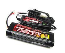 Nitro 4-TEC 3.3 EZ-Start BATTERY & 2amp Charger 7.2v T-maxx Revo Traxxas 4807