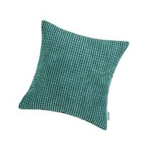 CaliTime Pillow Covers Comfortable Soft Corduroy Corn
