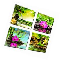Canvas Prints Zen Art Wall Decor - Spa Massage Treatment