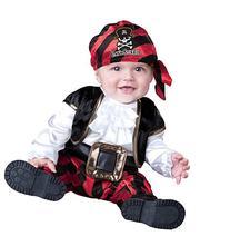 Cap'n Stinker Pirate Toddler Costume
