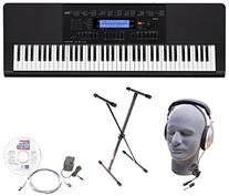 Casio Inc. WK245 EPA 76-Key EPA Premium Keyboard Package