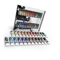 Castle Art Supplies Acrylic Paint Set, 12 ml Tube, Set of 24