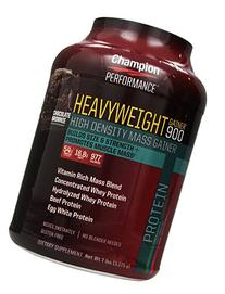 Champion Performance, Heavyweight Gainer 900, Chocolate
