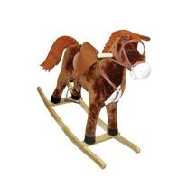 Charm Company Hercules Horse Rocker with Cowboy Sound and