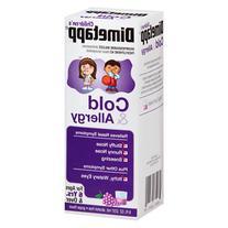 Children's Dimetapp Cold & Allergy, Grape, 8 fl oz