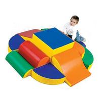 Children's Factory Playtime Island Climber