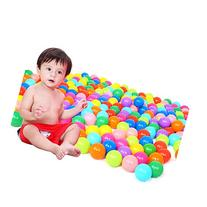 "Chunlin 500PCS 7CM 2.76"" Baby Kid Child Swim Pit Toy Round"