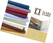 Clara Clark Premier 1800 Collection Single Fitted Sheet,