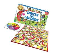 Winning Moves Games Classic Chutes and Ladders Board Game