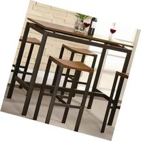 Coaster Home Furnishings 150097 5-Piece Casual Dining Room