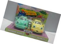 Collectible CHEVRON Cars Babies Brandon Bumper&Bailey