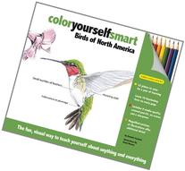 Color Yourself Smart: Birds of North America