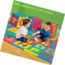 Colorful Puzzle Kid Educational Toy A-Z Alphabet Letters