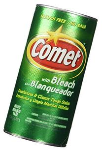 Comet with Bleach  NET WT 14OZ