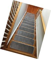 Comfy Stair Tread Treads Indoor Skid Slip Resistant Carpet
