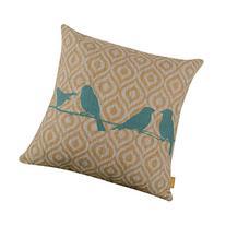Cotton Linen Decorative Throw Pillow Case Cushion Cover  18