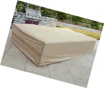 Covermates - Modular Sectional Sofa Cover - 138 Inch Width x