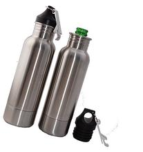 Stainless Steel Bottle Insulator with Opener – Pack of 2
