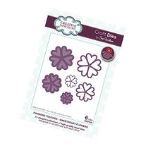 Creative Expressions CED1455 Sweetheart Flower Dies