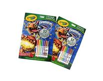 Crayola Skylanders Coloring and Activity Pad with Markers