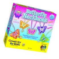 Creativity for Kids Butterfly Necklaces - Children's Jewelry