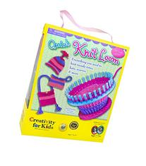 Creativity for Kids Quick Knit Loom - Teaches Beneficial