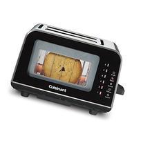 Cuisinart CPT-3000 ViewPro Glass 2 Slice Toaster, Black