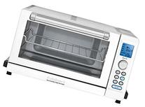 Cuisinart TOB-135W Deluxe Convection Toaster Oven Broiler,