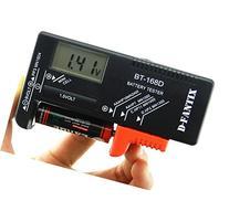 D-FantiX Digital Battery Tester Battery Checker for AA AAA C
