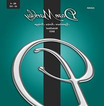DEAN MARKLEY 2 Pack, NickelSteel Bass Strings 2604 / Medium
