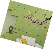 DaGou, Butterflies & Trees & birds, Home Decor large Wall