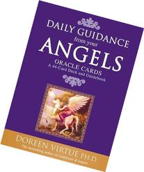 Daily Guidance from Your Angels Oracle Cards: 44 cards plus