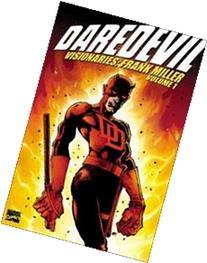 Daredevil Visionaries Frank Miller Volume 1 Tpb