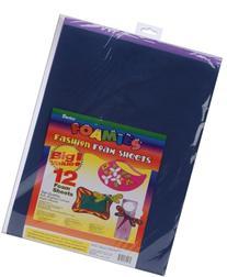 Darice 1044-63 Foam Sheets 12 x 18 Inch 1