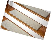 Dean Nylon Non-Slip DIY Carpet Stair Step Treads, Yacht Club