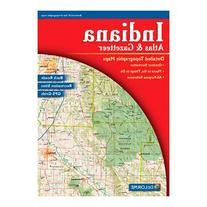 Delorme 240014 Indiana Atlas and Gazetteer
