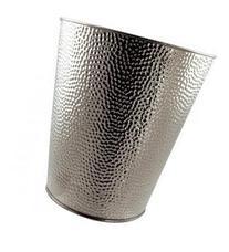 Deluxe Stainless Steel Waste Bin Trash Can 6 Liter by OTC